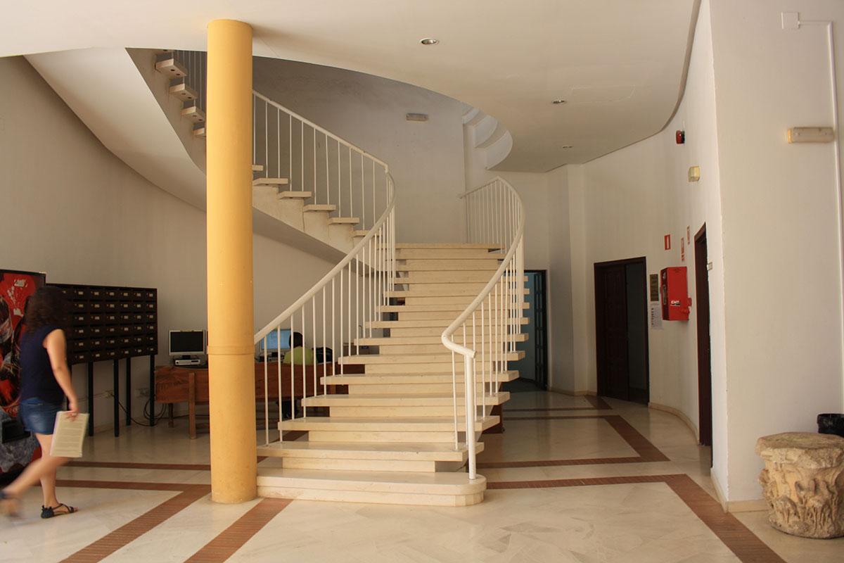 Escaleras Y Pasamanos Magosa ~ Barandas De Hierro Para Escaleras Interiores