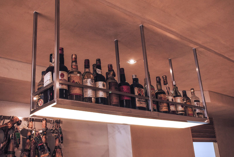 Mobiliario magosa - Botelleros para bares ...