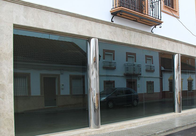 Barandillas Acero Inoxidable Alcalá de Guadaira - Magosa