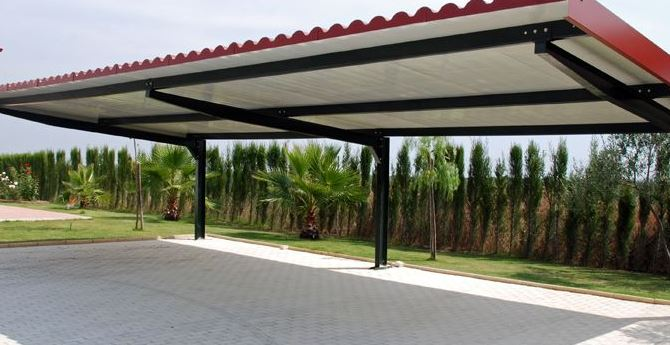 Carpintería Metálica Linares - Magosa