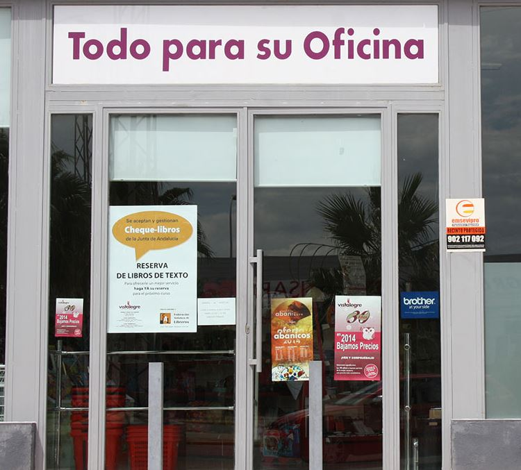 Empresas de Carpintería Metálica Linares - Magosa
