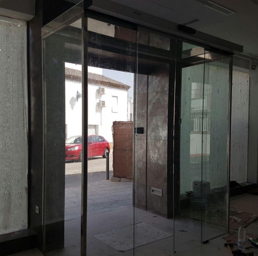 Puertas Automáticas Lucena - Magosa