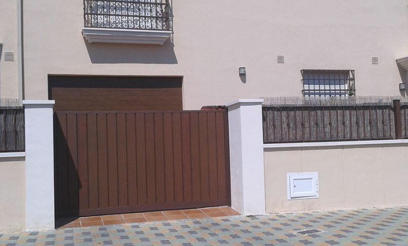 Puertas Automáticas San Fernando - Magosa