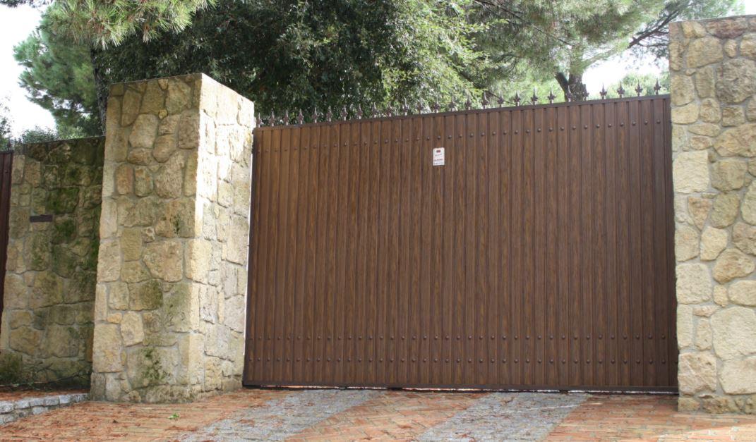 Puertas Automáticas Úbeda - Magosa